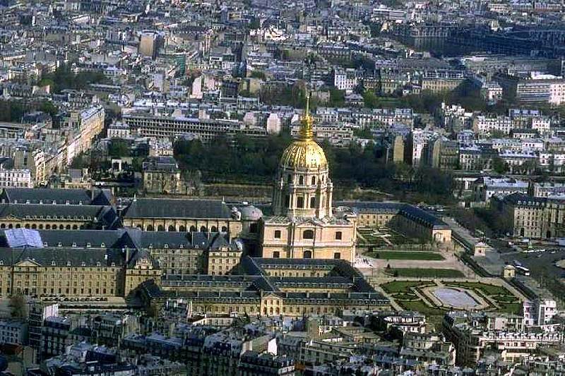 photo de la ville de paris