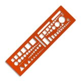Minerva OTAN46 Trace symbole tactique Orange